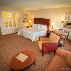 Отель Hilton Garden Inn Los Angeles Montebello Монтебелло удобства в номере