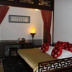 Отель Courtyard 7 Пекин комната для гостей фото 4