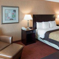 Отель Comfort Inn MSP Airport - Mall of America США, Блумингтон - отзывы, цены и фото номеров - забронировать отель Comfort Inn MSP Airport - Mall of America онлайн комната для гостей фото 5