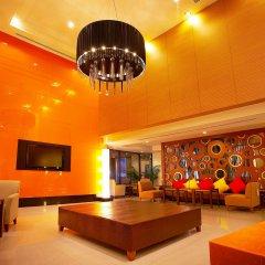 Отель Bangkok Cha-Da Hotel Таиланд, Бангкок - отзывы, цены и фото номеров - забронировать отель Bangkok Cha-Da Hotel онлайн интерьер отеля