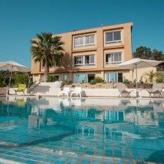 Отель Le Case Di Ela Агридженто бассейн