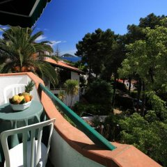 Hotel Valle Verde Проччио балкон