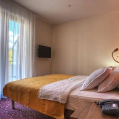 Отель Pine Черногория, Тиват - отзывы, цены и фото номеров - забронировать отель Pine онлайн комната для гостей фото 2