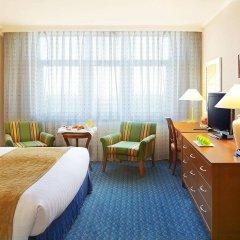 Гостиница Кортъярд Марриотт Москва Центр комната для гостей фото 3