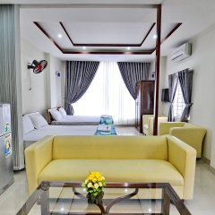 Duy Phuoc Hotel комната для гостей фото 3