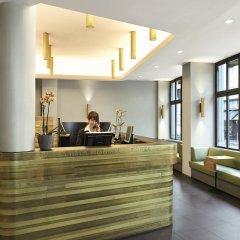 Отель Sorell Hotel Seidenhof Швейцария, Цюрих - 1 отзыв об отеле, цены и фото номеров - забронировать отель Sorell Hotel Seidenhof онлайн интерьер отеля фото 2