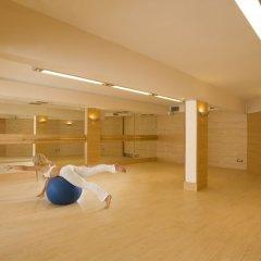 Отель Aldemar Amilia Mare фитнесс-зал