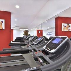 Отель QUA Стамбул фитнесс-зал
