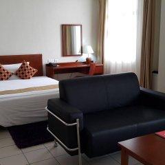 Отель Tinapa Lakeside Hotel Нигерия, Калабар - отзывы, цены и фото номеров - забронировать отель Tinapa Lakeside Hotel онлайн комната для гостей