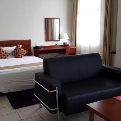 Tinapa Lakeside Hotel комната для гостей