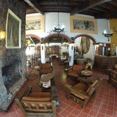 Hotel Parador St Cruz интерьер отеля