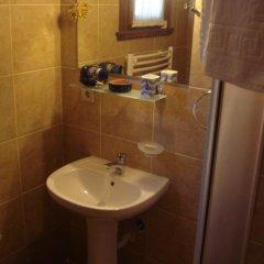 Отель Misanli Pansiyon Пелиткой ванная
