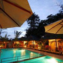 Отель Sunda Resort бассейн фото 2