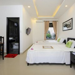 Отель Hoi An Green View Homestay Хойан комната для гостей