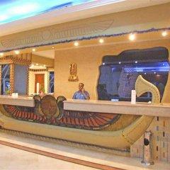 Отель King Tut Aqua Park Beach Resort - All Inclusive интерьер отеля фото 2