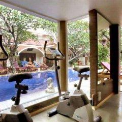 Отель New Patong Premier Resort фитнесс-зал