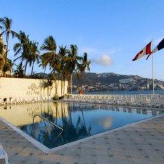 Hotel Elcano Acapulco Акапулько с домашними животными