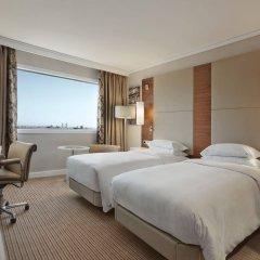 Отель Hilton Barcelona комната для гостей фото 5