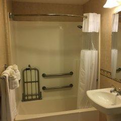 Отель The Eagle Inn ванная