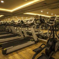 Liv Suit Hotel фитнесс-зал