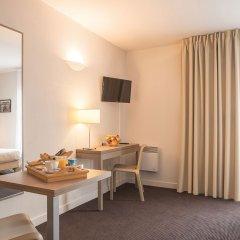 Отель Appart'City Lyon - Part-Dieu Villette Франция, Лион - 2 отзыва об отеле, цены и фото номеров - забронировать отель Appart'City Lyon - Part-Dieu Villette онлайн удобства в номере фото 2