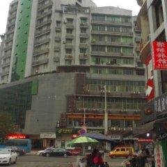 Yuanju Hostel парковка