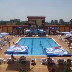 Отель Sport Palace Болгария, Сливен - отзывы, цены и фото номеров - забронировать отель Sport Palace онлайн бассейн фото 2