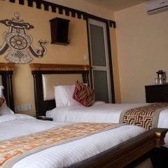 Отель Encounter Nepal Непал, Катманду - отзывы, цены и фото номеров - забронировать отель Encounter Nepal онлайн комната для гостей фото 3