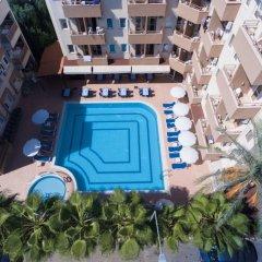 Helios Hotel - All Inclusive бассейн фото 2