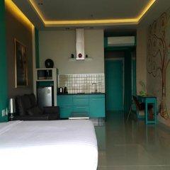 Отель Boomerang Rooftop в номере