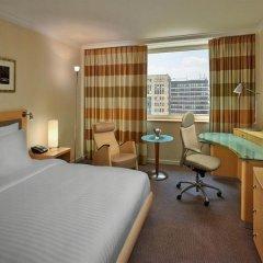 Отель Hilton Düsseldorf 5* Президентский люкс разные типы кроватей фото 2