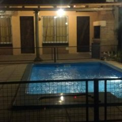 Отель Cabañas Olivos y Bodegas Сан-Рафаэль бассейн фото 2
