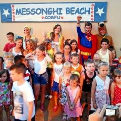 Messonghi Beach Hotel Сивота детские мероприятия фото 2
