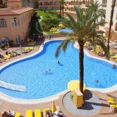 Отель Bahia Tropical Альмуньекар детские мероприятия