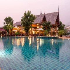 Отель Naina Resort & Spa бассейн фото 2