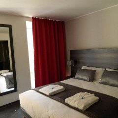 Отель Hôtel Le Genève комната для гостей фото 3