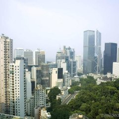 Отель Garden View Hong Kong балкон