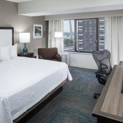 Отель Hampton Inn Gateway Arch Downtown комната для гостей фото 3