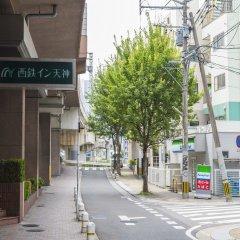 Отель Nishitetsu Inn Tenjin Фукуока фото 8