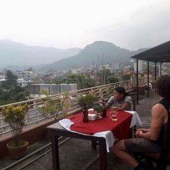 Отель Center lake Непал, Покхара - отзывы, цены и фото номеров - забронировать отель Center lake онлайн балкон