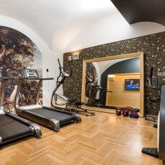 Hotel Moments Budapest фитнесс-зал фото 2