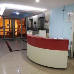 Отель Ares Konaklama интерьер отеля