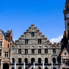 Отель NH Gent Sint Pieters Бельгия, Гент - 1 отзыв об отеле, цены и фото номеров - забронировать отель NH Gent Sint Pieters онлайн балкон