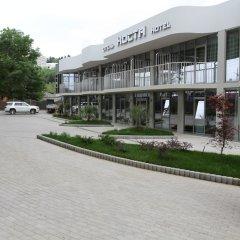 Отель Хоста Сочи парковка