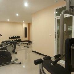 Отель Rattana Residence Thalang фитнесс-зал