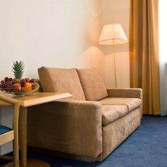 Отель NABUCCO Прага удобства в номере