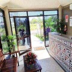 Отель Island Accommodation Nadi Фиджи, Вити-Леву - отзывы, цены и фото номеров - забронировать отель Island Accommodation Nadi онлайн интерьер отеля фото 2