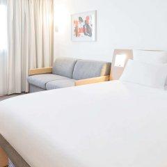 Отель Novotel Arenas-Aeroport Ницца комната для гостей