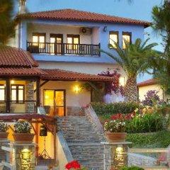 Отель Blue Dolphin Hotel Греция, Метаморфоси - отзывы, цены и фото номеров - забронировать отель Blue Dolphin Hotel онлайн фото 4