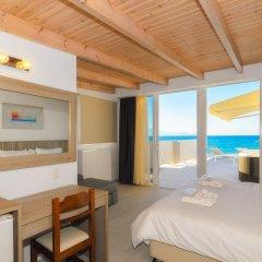 Отель Iakinthos Tsilivi Beach Греция, Закинф - отзывы, цены и фото номеров - забронировать отель Iakinthos Tsilivi Beach онлайн комната для гостей фото 3